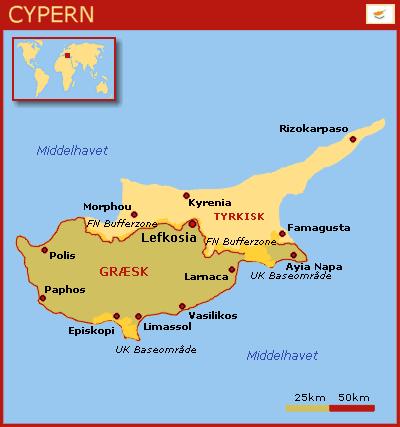 karta fig tree bay cypern Ayia napa area tourist map karta fig tree bay cypern
