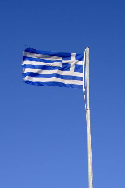 det græske flag